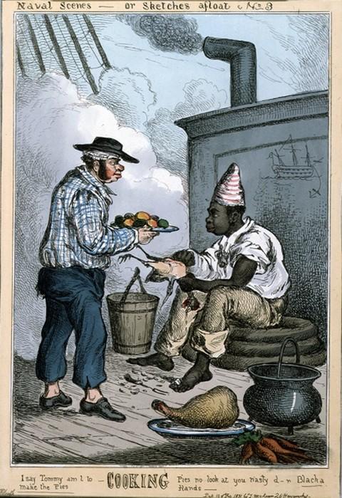 Чем приходилось питаться морякам в XVIII веке