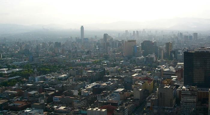 Самые грязные города мира