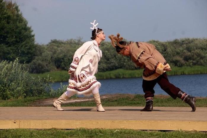 Сибирские шаманы: самые потрясающие факты!