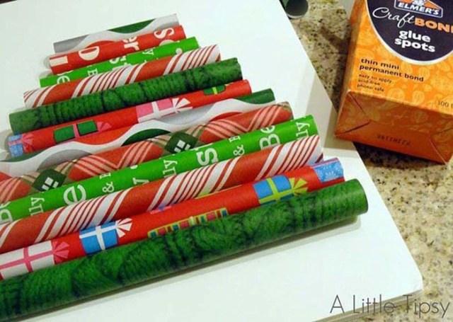 Как сделать новогоднюю елку своими руками: несколько простых идей