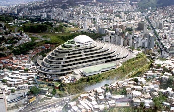 El Helicoide— одна из визитных карточек Венесуэлы