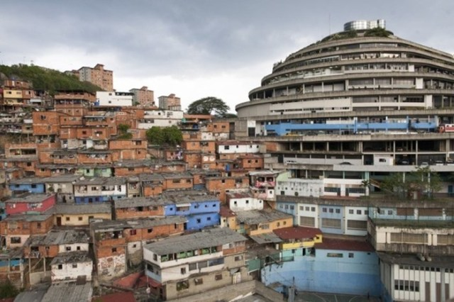 El Helicoide   одна из визитных карточек Венесуэлы