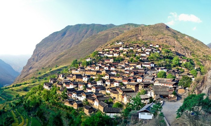 Уникальные деревни Китая. Начало путешествия