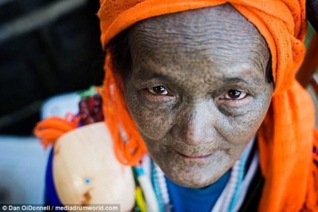 Последние представители коренных народов Мьянмы
