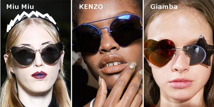 Модные модели солнечных очков