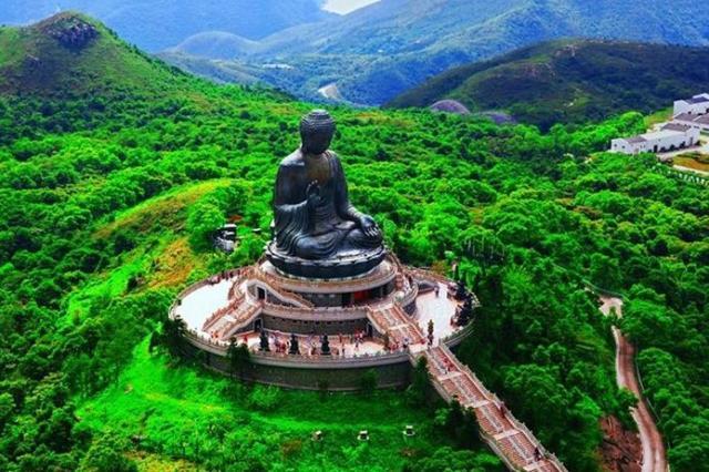 Зеленый остров Лантау. Популярные достопримечательности Китая