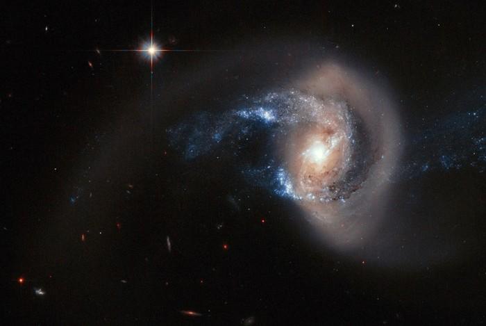 Лучшие снимки телескопа Хаббл за последнее время