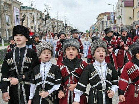 Какие народы переселись из России в Турцию