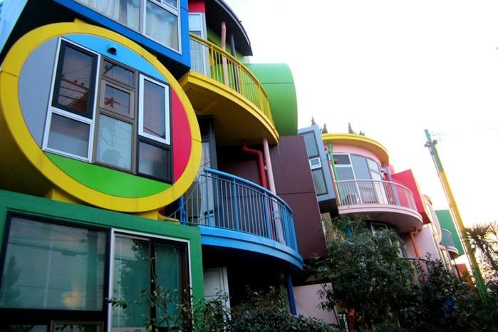 Самые удивительные места для жизни: невероятные дома!