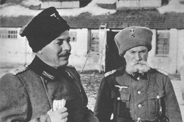 Почему некоторые казаки воевали за Гитлера