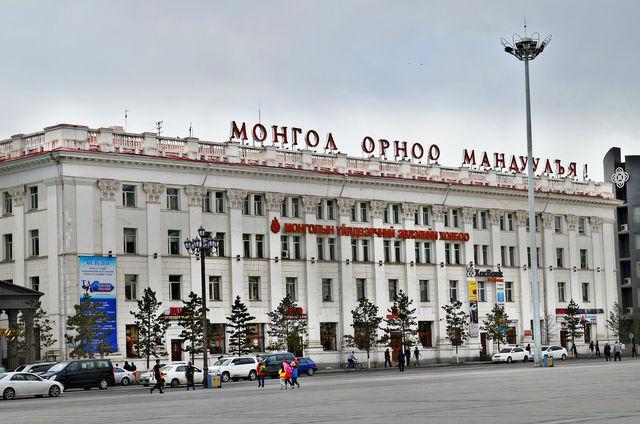 Почему монголы стали использовать русский алфавит