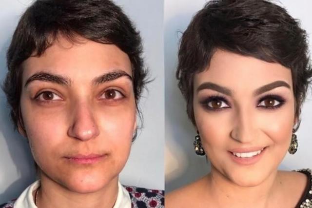 Ученые развеяли миф, что мужчинам нравятся девушки без макияжа