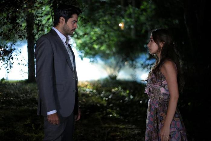 Турецкий мелодраматический сериал «Черная любовь»