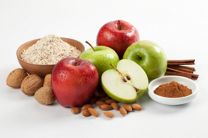 Продукты, улучшающие пищеварение и дающие заряд энергии