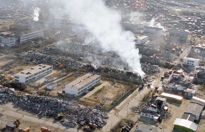 Нефтегорск: российский город, которого не стало