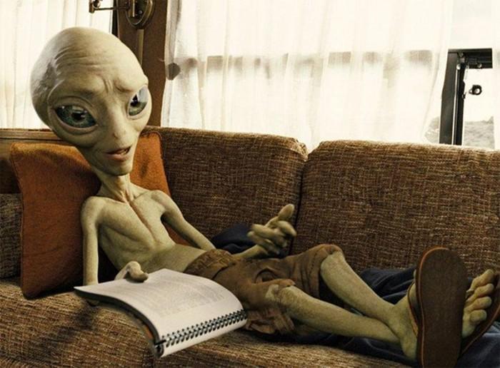 Как пережить похищение инопланетянами: дивный мир инструкций