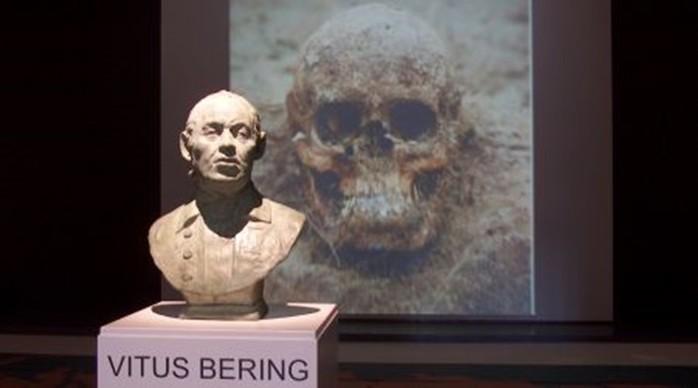Фейковый известный портрет Витуса Беринга