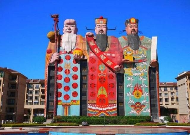 Самые странные здания Китая в виде предметов