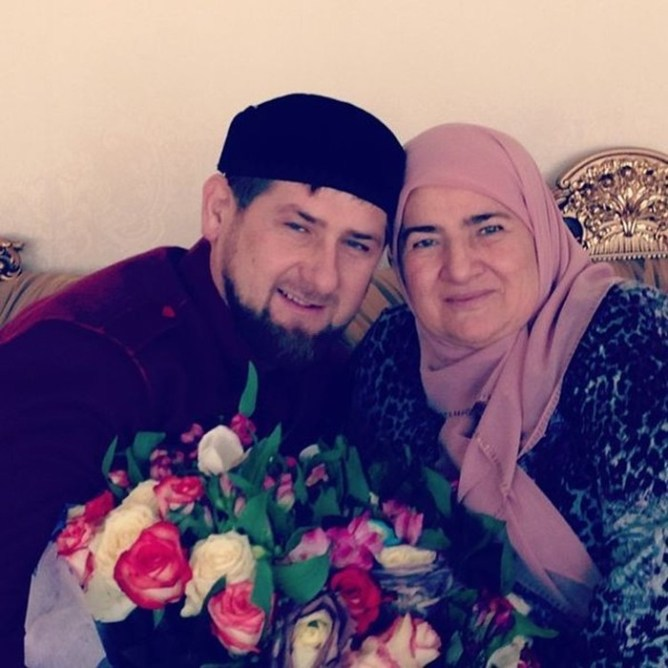 Жена Рамзана Кадырова: какая она?