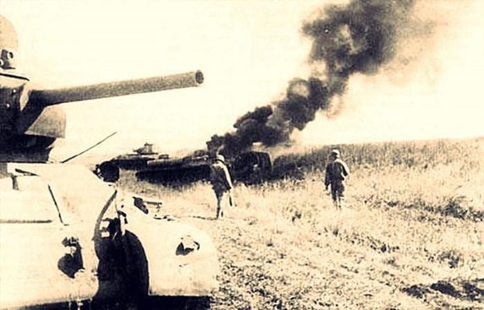 Самые большие танковые битвы в истории