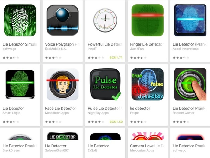 10 типов Android приложений, которых следует избегать