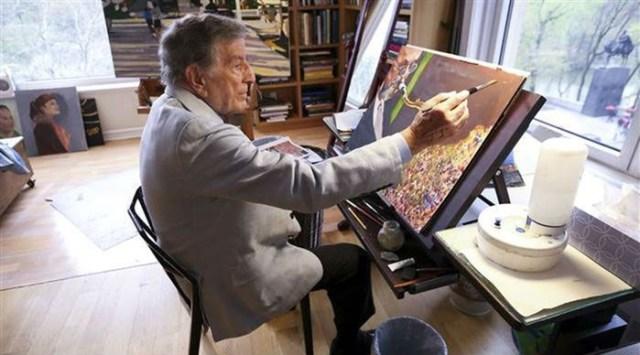 Знаменитости много лет скрывали свой талант художника