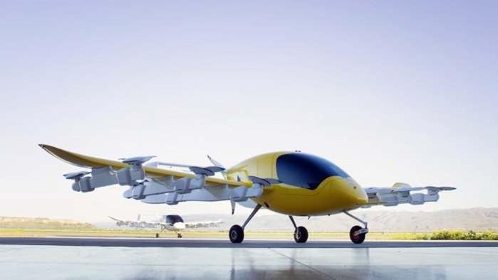 Летающее такси скоро появится в Новой Зеландии