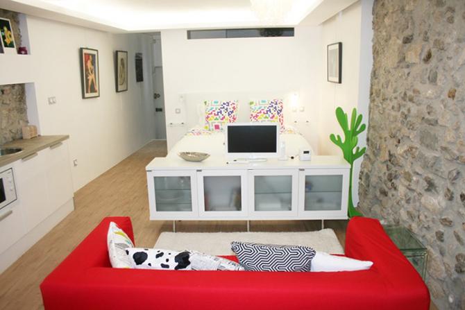 20 толковых идей для однокомнатной квартиры