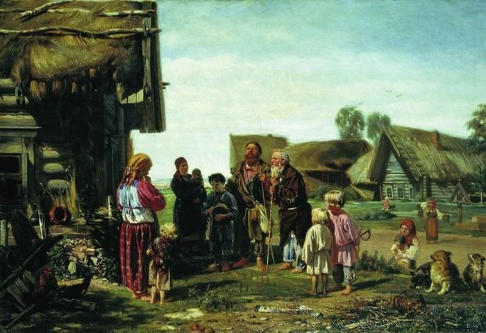7 тайных сообществ нищих России