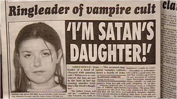 Как люди обвиняют сатану в своих преступлениях: «Дьявол заставил меня это сделать!»