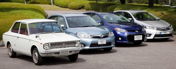 10 самых популярных автомобилей всех времен: рекордное количество выпущенных моделей машин