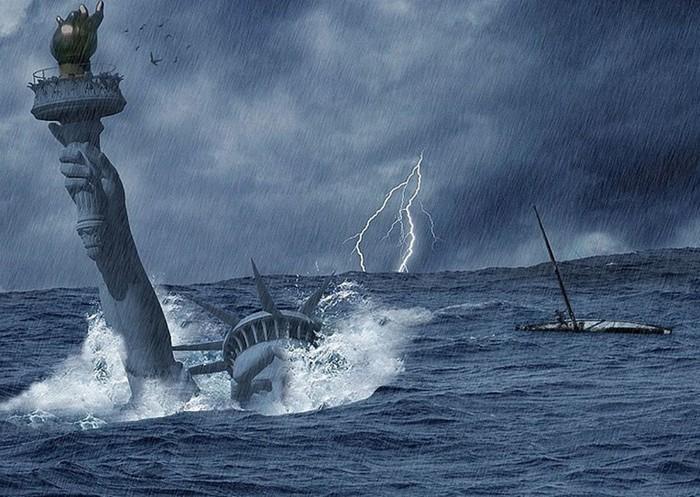 Как изменится мир, если исчезнут США