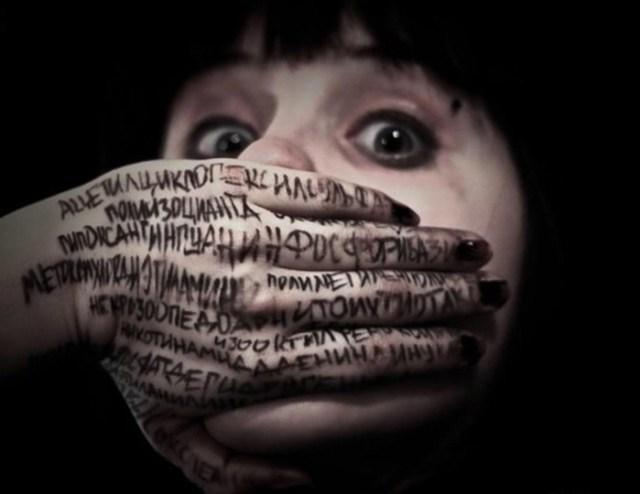 13 абсурдных и необычных фобий, способных испортить жизнь любому