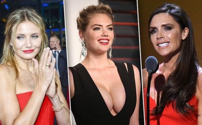 Знаменитые девушки, недовольные своей внешностью