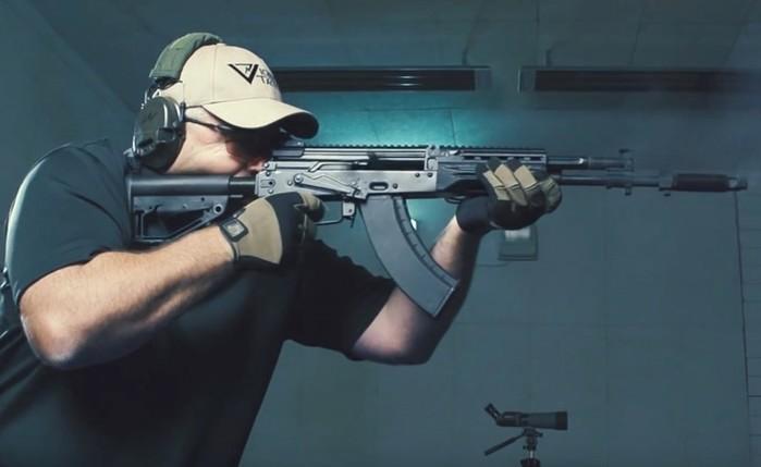 АК 400: новое оружие российского спецназа