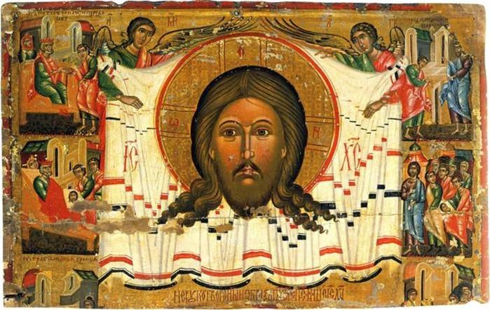 Как появились первые иконы
