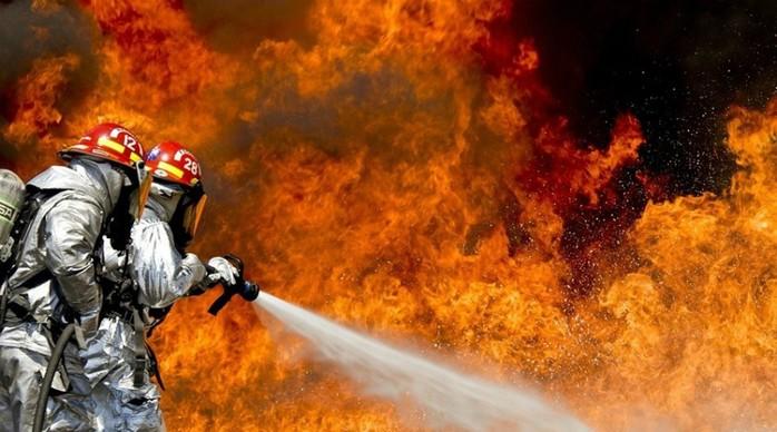 Как спастись при пожаре