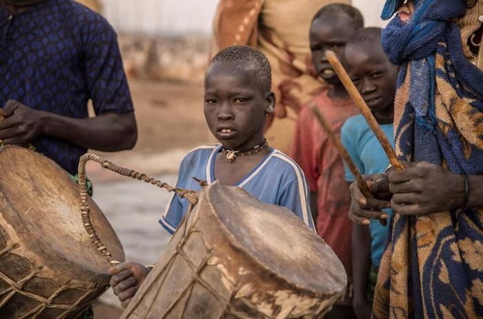 Стефани Глински: фотографии жизни народа динка из Южного Судана