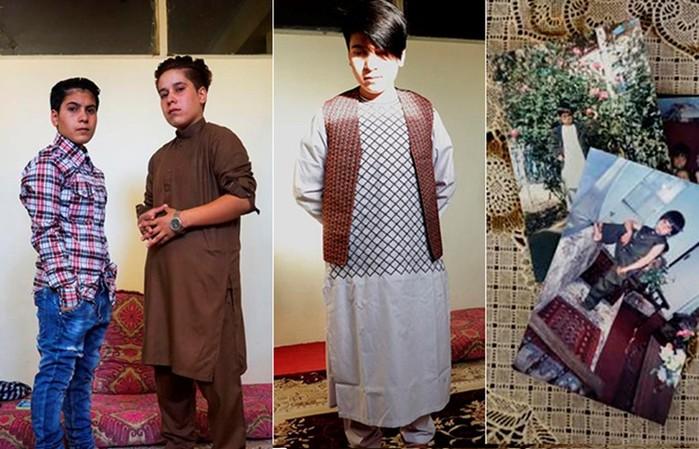 Трудная жизнь афганских девочек «бача паш», которых воспитывают как мальчиков