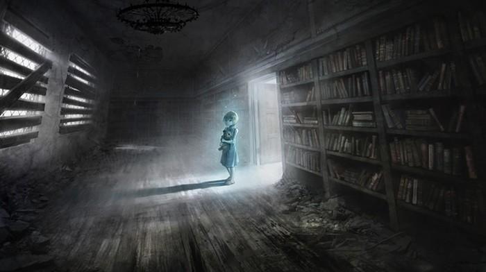 Месть с того света в легендах мира: беспощадные дети призраки