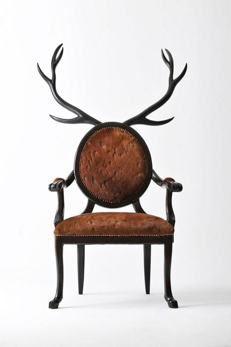 Креативные идеи: 21 кресло очень оригинального дизайна
