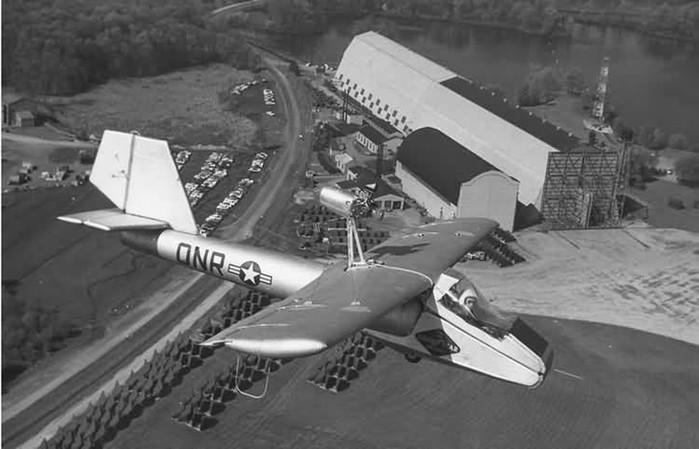 Турбина и другие самые необычные самолеты в истории