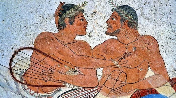Очень странные факты о сексуальной жизни Древнего мира