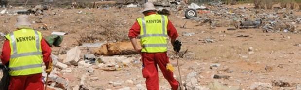 Худшая работа в мире: уборщик последствий авиакатастроф