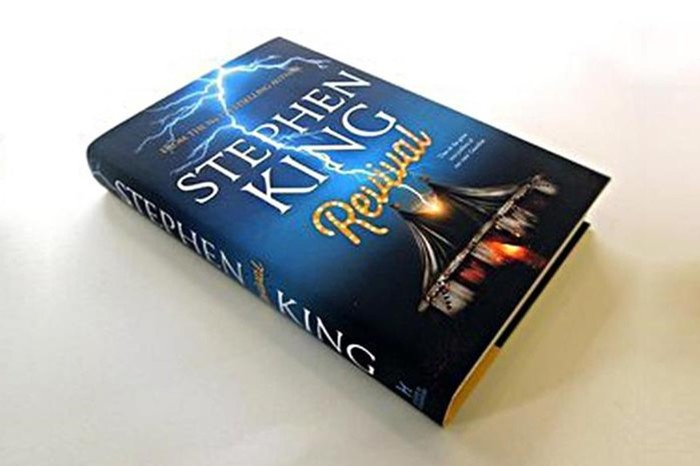 Новая книга Стивена Кинга «Возрождение» (2015)