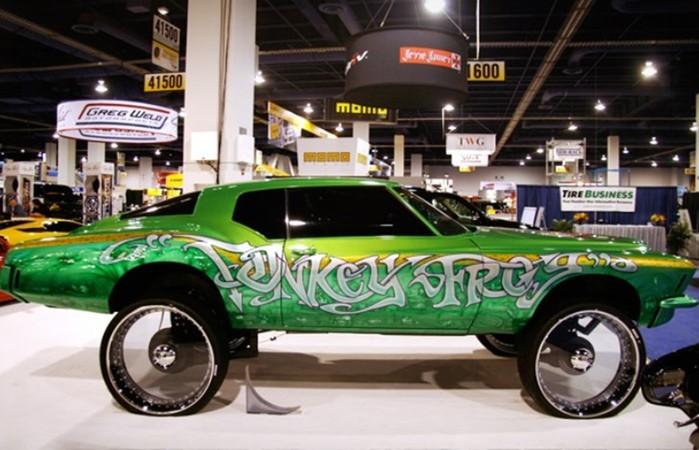 10 необычных колесных дисков, которые меняют внешний вид автомобиля полностью