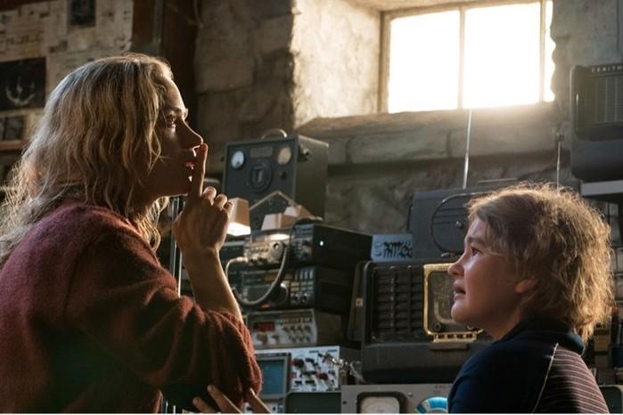 Фильм недели «Тихое место»: страшно   не значит громко