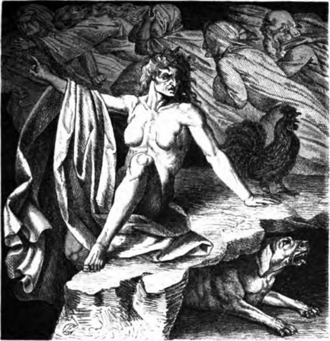 Легендарный Крампус: занимательно жуткие факты о злом духе Рождества