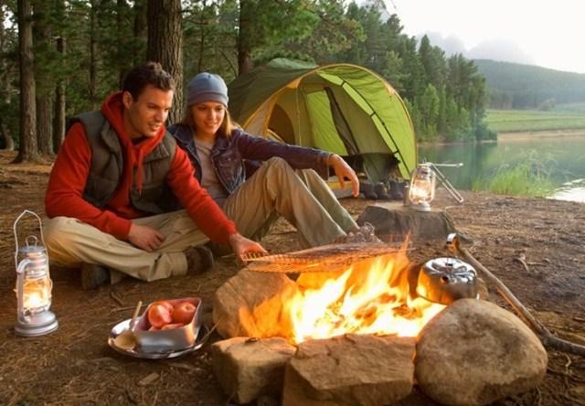 Походные советы опытных туристов: тушим пожар содой и другое