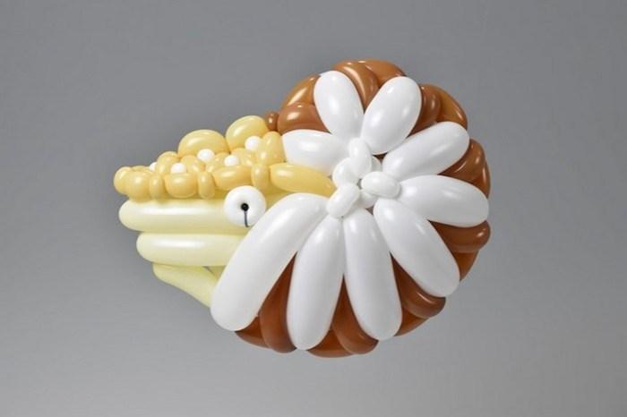 Воздушные шары самой необычной формы